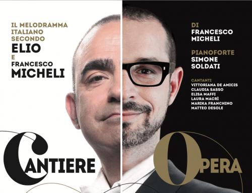 """Elio e Francesco Micheli a Bergamo per la Donizetti Night in """"Gaetano Donizetti,  ovvero Matti da slegare"""""""