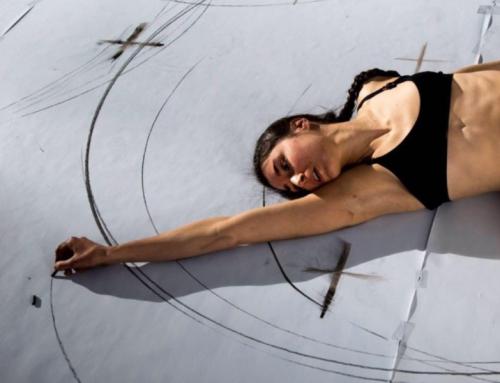 Sabato 4 febbraio, Torino: MATITA, spettacolo multimediale con musica elettronica, danza e matite da disegno
