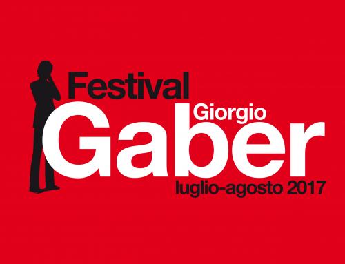 Elio al Festival Giorgio Gaber