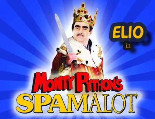Elio e Rocco Tanica in Spamalot